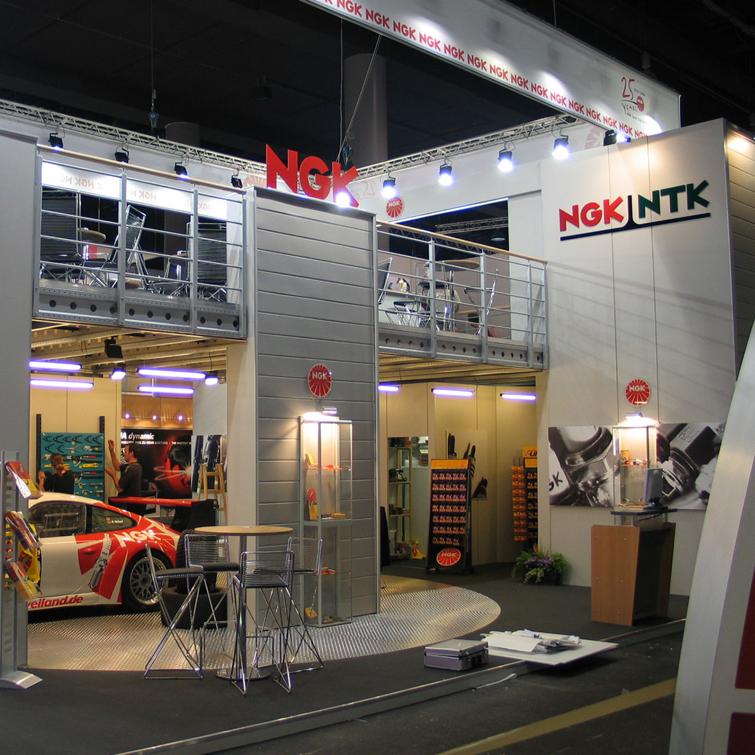 NGK Messestand II